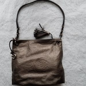 Handbags - Brighton Metallic Shoulder bag.